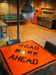 Street Smart Style Decorating Your Home With Road Signs
