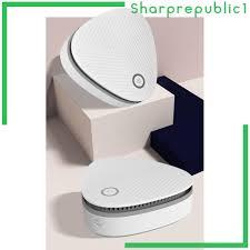 Hàng Mới Về) Máy Lọc Không Khí Khử Mùi Mini Sharprepublic1