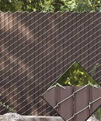 Fin2000 Chain Link Fence Slats Fence Slats Chain Link Fence Fence Design
