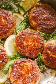 salmon patties recipe how to make the