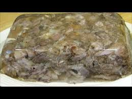 how to make a souse loaf head cheese