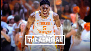 How Tennessee Basketball's Admiral Schofield Became the Admiral | The  Players' Tribune - YouTube