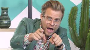 """Nickelodeon's """"The Crystal Maze"""" Host Adam Conover Talks Funniest On-Set  Moments   Hollywire - YouTube"""