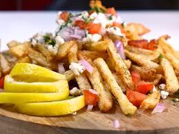 greek fries recipe with feta cheese