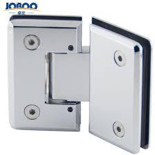 adjust glass door hinge