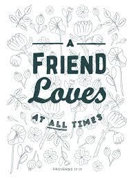 love illustration quote typography friendship flowers friend