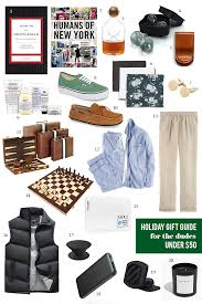 gift guide under 50 for him her