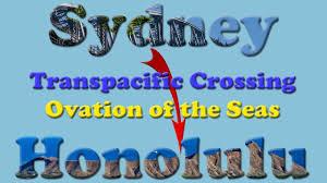 seas tranific cruise sydney