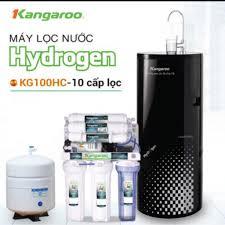 Máy lọc nước RO KANGAROO KG100HC HYDROGEN 10 cấp lọc - Bao gồm tủ cường lực