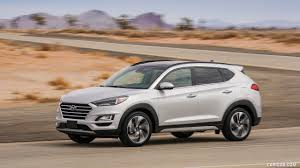 2019 Hyundai Tucson - Side | HD Wallpaper #60