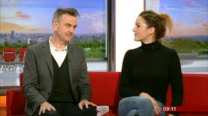 CAPITAL Interview Rachael Stirling & Peter Bowker - YouTube