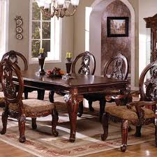 glass top dining furniture chairs