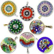 murano glasurano glass jewelry