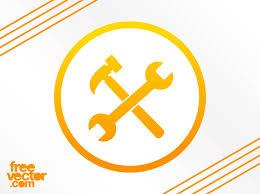 repair icon vector vector art