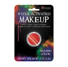 woochie red water activated makeup