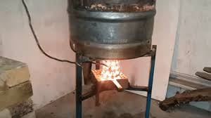 diy waste oil burner work its magic