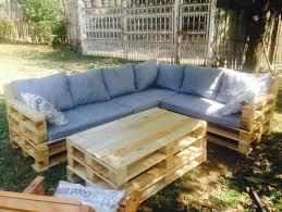 pallet garden furniture pallet garden