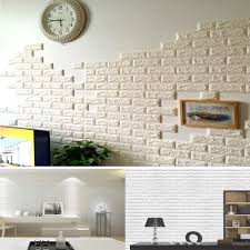 Bag Wizard Wall Paper 3d Brick Wall Stickers Self Adhesive Panel Decal 23 6 X 23 6 Pe Wallpaper Peel And Stick Wall Panels For Tv Walls Sofa Background Wall Decor Walmart Com Walmart Com