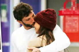 Belen Rodriguez De Martino, c'è anche il VIDEO del bacio