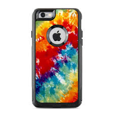 Skin For Otterbox Commuter Iphone 6 6s Tie Dyed Sticker Decal Ebay