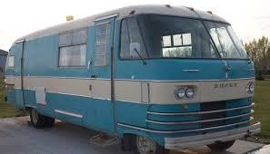 beautiful 1964 dodge travco motorhome