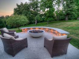 fire pits and outdoor fireplaces to