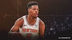 Knicks news: Dennis Smith Jr. lost 15 pounds because he didn't eat ...