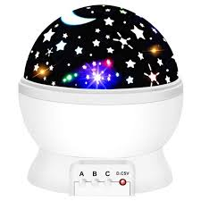 3d Star Projector Lamp 360 Degree Star Night Light Romantic Room Rotating Cosmos Star Projuctor With Usb Cable Light Lamp Starry Moon Sky Night Projector Kid Bedroom Lamp 3 Color Walmart Com Walmart Com