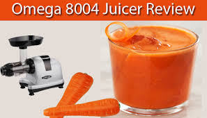 omega 8004 juicer review 2018 as