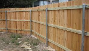 Pressure Treated Pine Rails And Steel Posts Verjas Muros Decoracion De Unas