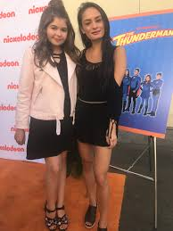 """VIPAccessEXCLUSIVE: Addison Riecke Interview With Alexisjoyvipaccess At  """"The Thundermans"""" 100th Episode Party! - ALEXISJOYVIPACCESS"""