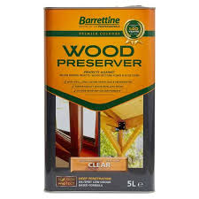 Barrettine Wood Preserver Wood Finishes Direct