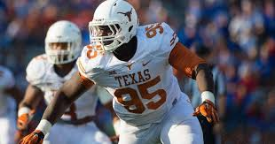 The Texas 22: Starting at defensive tackle — Poona Ford | Hookem.com
