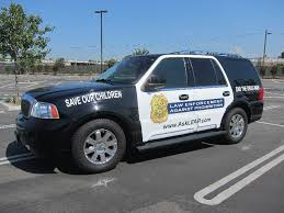 Patrol Car Graphics For Lincoln Navigator Orange County