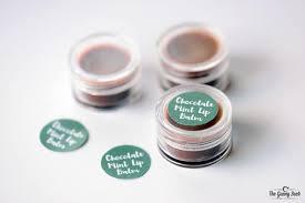 chocolate mint lip balm recipe the