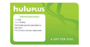 unexpected revenue growth to hulu plus