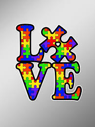Autism Awareness Puzzle Piece Car Decal Sticker 5 Inches By 5 Inches Vinyl Decal Walmart Com Walmart Com