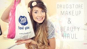 makeup beauty haul zoella