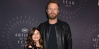 Dierks Bentley's Daughter Gives A Little Hallelujah as Dad ...
