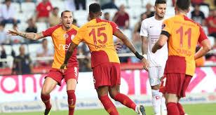 Son Dakika! Galatasaray, Deplasmanda Karşılaştığı Antalyaspor'u ...