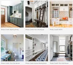 mudroom storage ideas davis kitchens