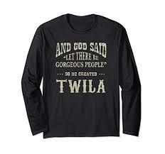 Twila's t-shirts the best Amazon price in SaveMoney.es