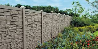 Faux Stone Fences Improve Home Value Don T Break The Bank