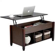 trunk coffee table lift top
