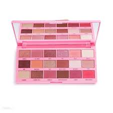 makeup revolution paleta cieni by