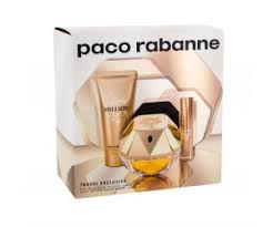 paco rabanne lady million set edp 80