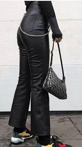 black pants jeans bootcut pants