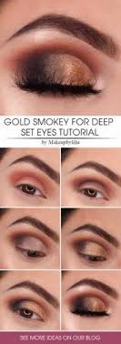 23 deep set eyes makeup to bring your