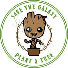 Superhero Vinyl Sticker Car Decal U K Post Only Baby Groot Save The Galaxy Archives Midweek Com