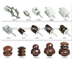Electrical Fence Ceramic Insulator With Good Quality Buy Electric Fence Insulator High Quality Electrical Fence Insulator Ceramic Wiring Insulator With Iron Screw And Brack Product On Alibaba Com